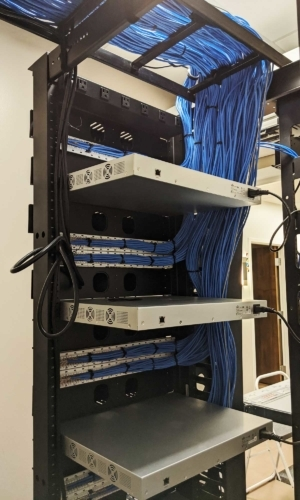 Telephone system wiring solutions